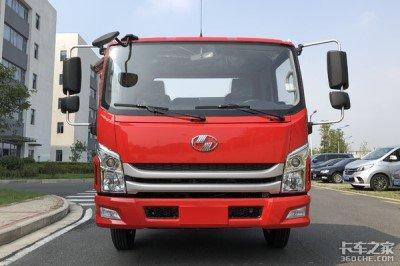 【中国商用车展】国六+AMT+新内饰跃进新品纪念版C500价格曝光