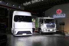 中国商用车展:9品牌34台中重卡齐亮相