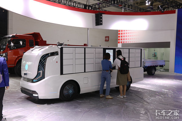 【中国商用车展】国六智能卡车甚是光鲜体系不完善会让大家'很受伤'