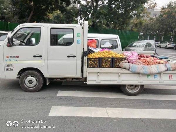 在郭坡涛卖水果的日子祥菱微卡他的是见证人