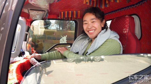 宁夏女司机逆袭:新车入手三个月就回本