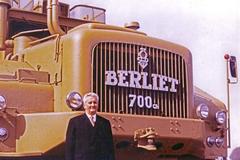 """号称""""戈壁巨人""""的最大年夜卡车!自重50吨"""