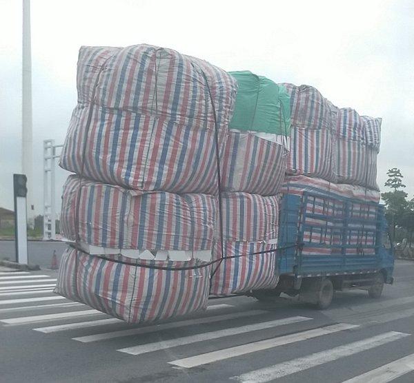 国外货车超载少?看完这些你就明白为什么了