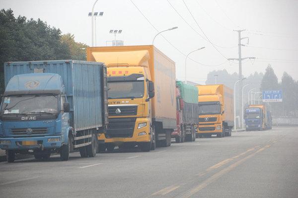 更严了!在绍兴货车有一次超限记录就禁入高速