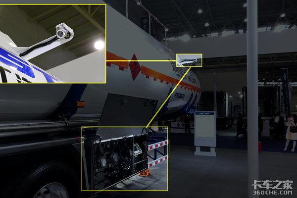 液罐车也玩智能化瑞江这款车你看咋样?