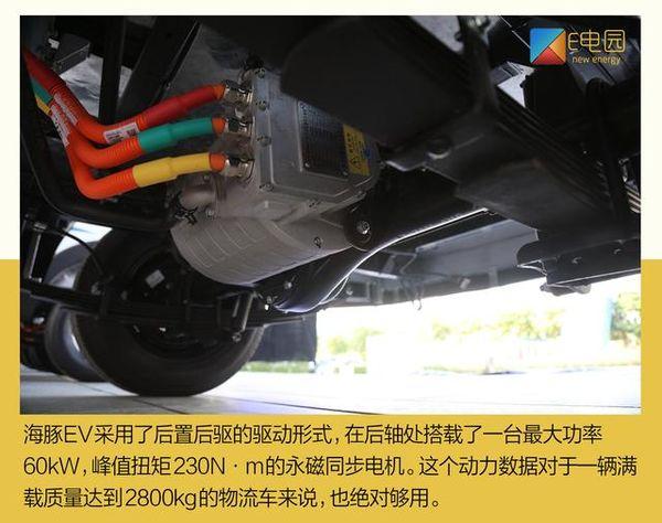 物流车也讲正向研发海豚EV能不能给无聊的送货路加点料?