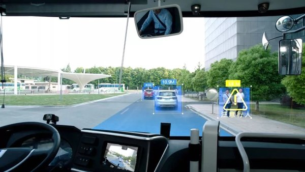 5G商用元年正式开启吉利远程5G智慧公交获'绽放杯'全国二等奖
