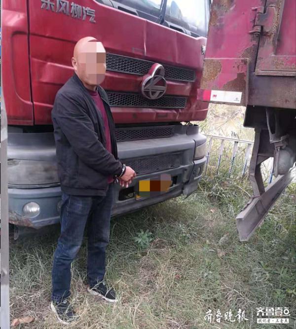 货车老板包庇交通肇事逃逸司机被东明警方刑事拘留