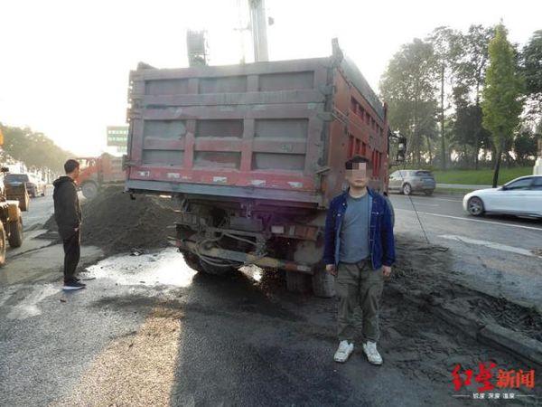 货车核载1.6吨擅自改装硬生生拉了19吨多