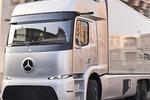 梅赛德斯 奔驰推出电动卡车概念 专为城市打造