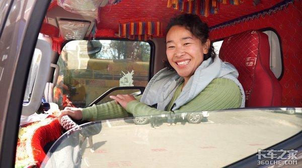 凭什么宁夏女司机纪春琴挣得比一般人多