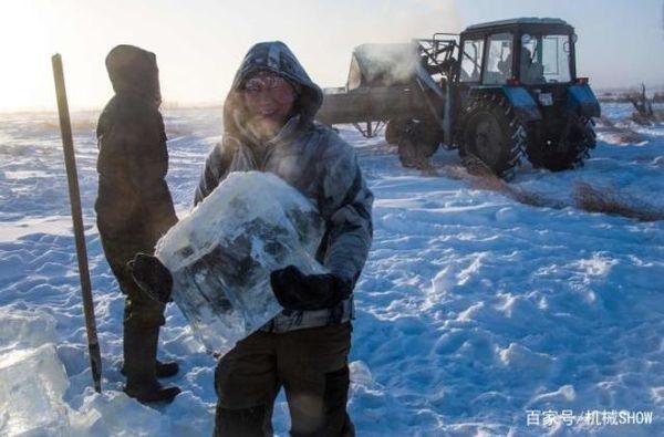 俄罗斯零下30度的超低温卡车司机是怎么跑生意的?