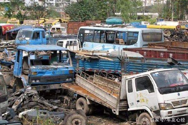 各地国三卡车加速淘汰卡友:补贴太少了