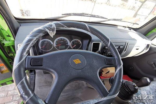 买自卸车正纠结,看到锡柴动力和万里扬变速箱,拍板选中8万元的它