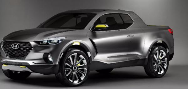 现代汽车:圣克鲁斯卡车将于2021年在阿拉巴马州投产
