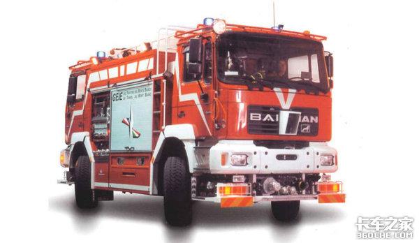 联合卡车出的双头消防车意义在哪里?隧道救援人员一语道出关键