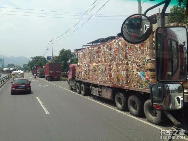 开货车又饿又累可咋整?看到国道上的路边饭馆了吗?给我冲!