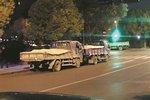 杭州交警:�B夜查扣了�@一批�`法��!