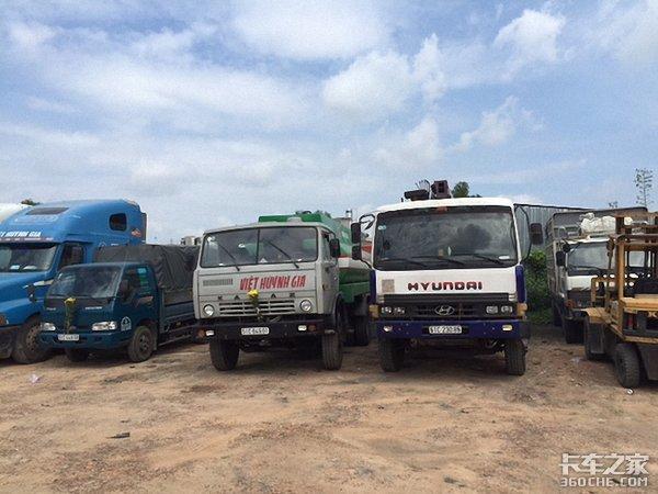 """从越南市场看国产卡车的""""野蛮""""生长!"""