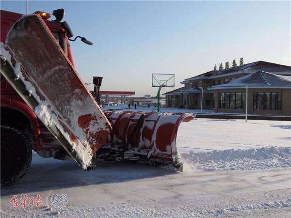 除雪结束!吉林省高速公路多数管制路段陆续开放中