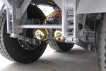 厂家热销 三轴单胎半挂现价只要7.9万元