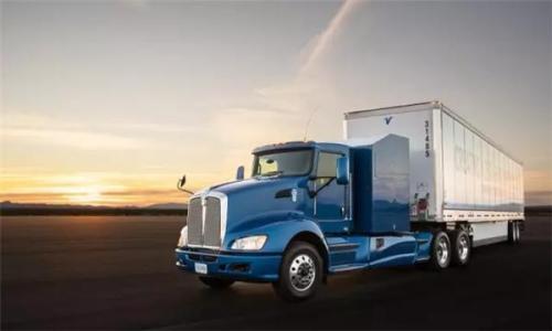 丰田和肯沃斯透露首款准备运输货物的燃料电池电动卡车