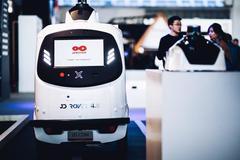 京东物流:配送机器人 将实现量产商用