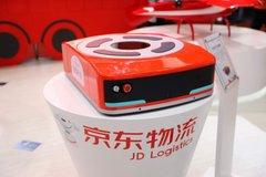 京东配送机器人4.0将量产 2020投入使用