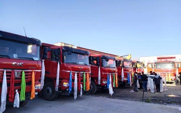 海拔5112米!零下20度!不怕严苛环境越来越多西藏用户选择玉柴重机