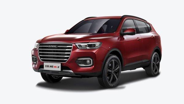 长城汽车携重磅新车登陆2019广州车展