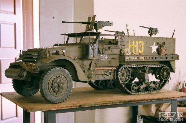 曾是二战军用卡车,至今仍在提供新灵感