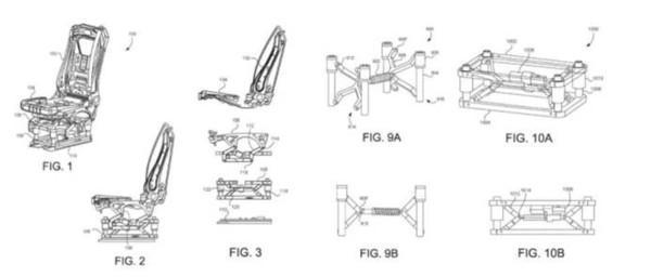 新专利特斯拉为Semi设计了自己的卡车座椅悬架系统