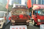 仅售10.38万元  深圳J6F载货车促销中