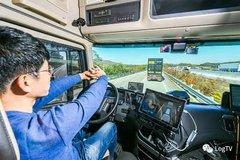 省油15% 卡车队列行的驶黑科技来了!