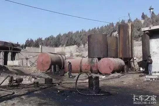 抓获4人!内蒙古:土左旗破获盗销货车燃油案