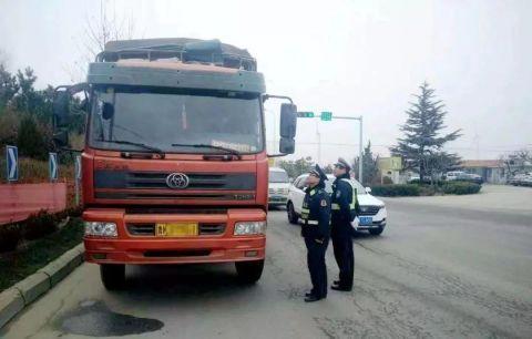 临沂:12月1日起货车超限超载将禁止上高速