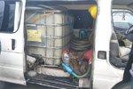 """专偷大货车的""""油老鼠""""落网了 警方查获被盗柴油2000余升"""