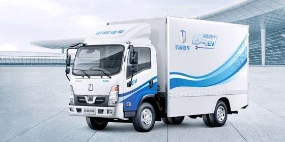 吉利汽车联合韩国企业中小型电动卡车将进军韩国