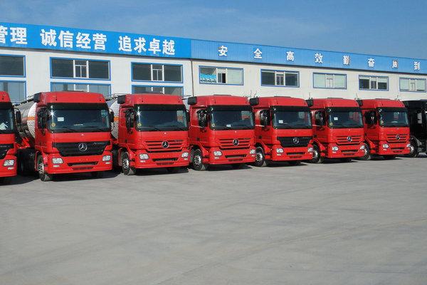 10月份中国物流业的景气指数为54.2%!