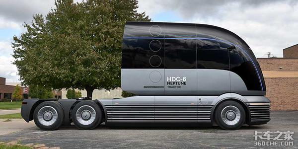 与特斯拉开战!现代推出全球首款燃料电池卡车