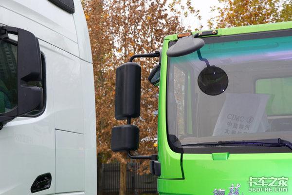用可靠性说话图解国六德龙L3000自卸车