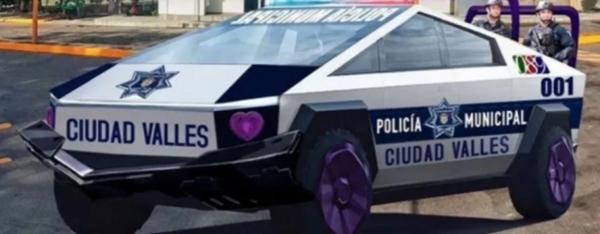 受到警方青睐特斯拉接到皮卡警车订单