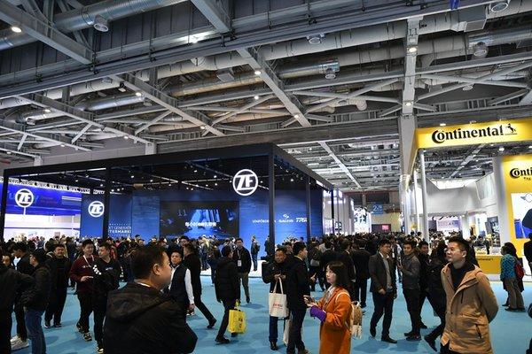 6590家参展亚洲最大的零部件展会开幕