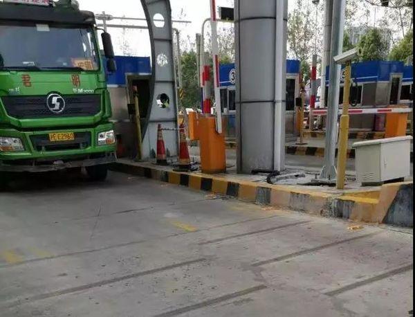 超限超载货车禁入高速公路!上海高速入口称重治超将于12月5日开始