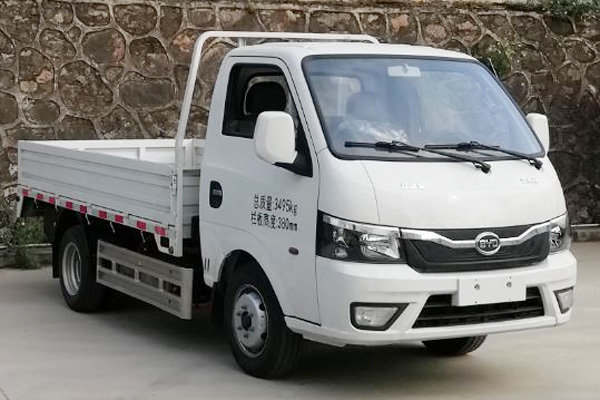 北京交通新政:分時段限行電動箱式貨車