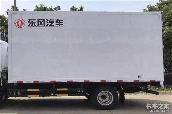 全新东风福瑞卡F6-M云内D25不得不说!