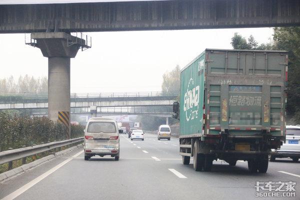 车货总重不超18吨两轴货车可驶入高速