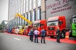 AMT轻卡首次曝光!  中国重汽王牌商用车18台展车亮相