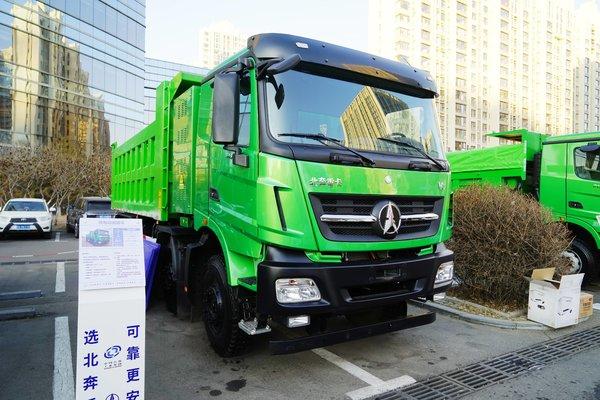 496馬力純電V3配AMT 能耗僅為油車一半