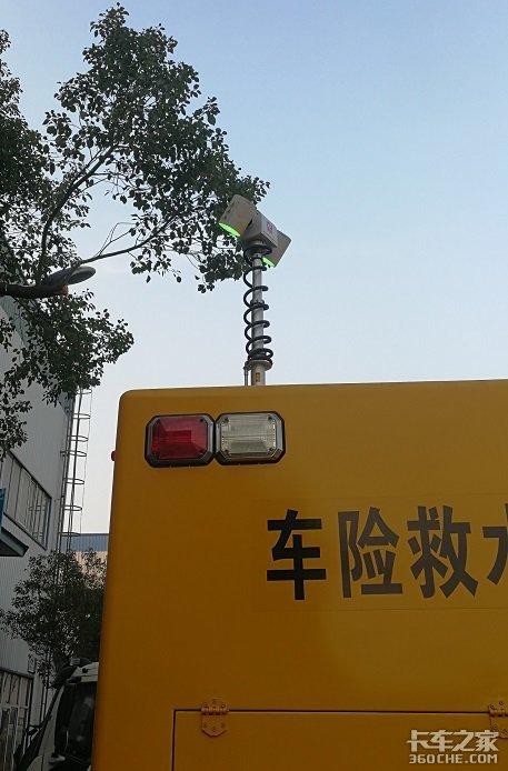 东风天锦应急救援车,发电照明排水很强